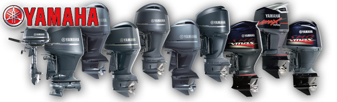 Yamaha Outboards at Dewys Cook Inlet